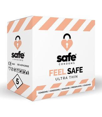Safe SAFE - Condooms Feel Safe Ultra Dun (5 stuks)