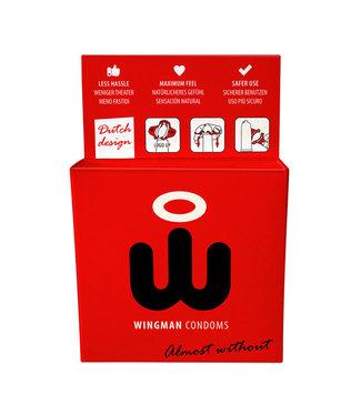 Wingman Wingman - Condooms 3 Stuks