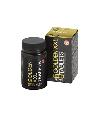 Big Boy Big Boy - Golden XXL Stimulerende Tabletten
