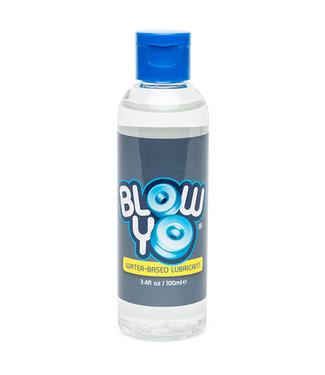 BlowYo BlowYo - Waterbasis Glijmiddel 100 ml