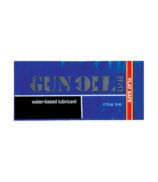 Gun Oil Gun Oil - H2O Waterbasis Glijmiddel 5 ml
