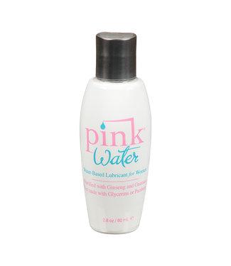 Pink Pink - Water Waterbasis Glijmiddel 80 ml