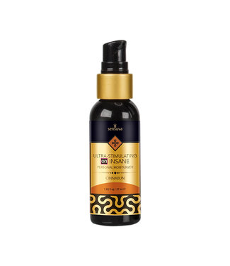 Sensuva Sensuva - ON Ultra-Stimulerende Insane Glijmiddel Cinnabun 57 ml