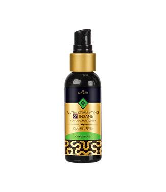 Sensuva Sensuva - ON Ultra-Stimulerende Insane Glijmiddel Caramel Appel 57 ml