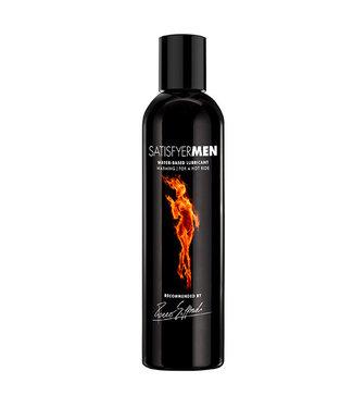 Satisfyer Satisfyer - Gentle Men Glijmiddel Verwarmend 300 ml