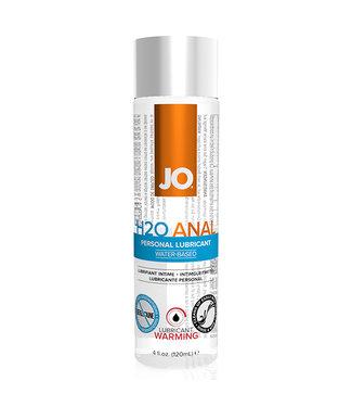 System JO System JO - Anaal H2O Glijmiddel Warm 120 ml