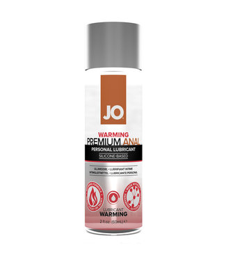 System JO System JO - Premium Anaal Siliconen Glijmiddel Warm 60 ml