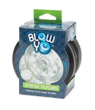 BlowYo BlowYo - Intense Oral Super Stroker Intense Ticklers