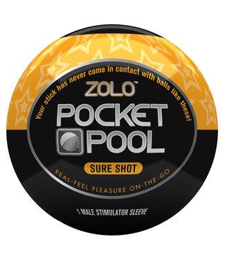 Zolo Zolo - Pocket Pool Sure Shot