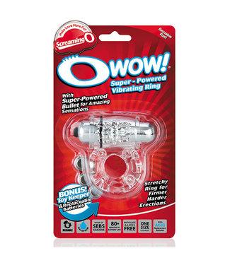 The Screaming O The Screaming O - Owow Transparant