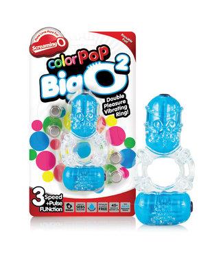 The Screaming O The Screaming O - Color Pop Big O2 Blauw