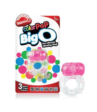 The Screaming O The Screaming O - Color Pop Big O Roze