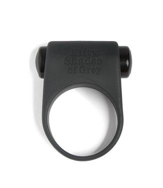 Fifty Shades of Grey Fifty Shades of Grey - Feel It Vibrerende Cock Ring
