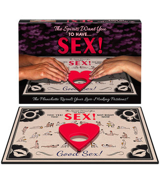 Kheper Games Kheper Games - The Spirits Want You to Have Sex