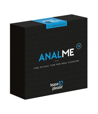 Tease & Please XXXME - ANALME Time to Play, Time to Anal (NL-EN-DE-FR-ES-IT-SE-NO-PL-RU)