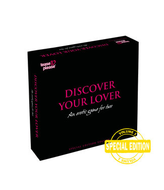 Tease & Please Discover Your Lover Special Edition (EN)