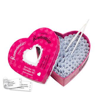 Tease & Please Romantic Heart & Corazon Romantico (EN-ES)