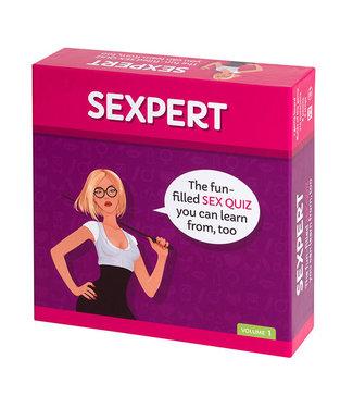 Tease & Please Sexpert (EN)