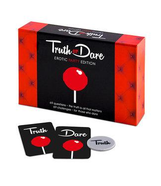 Tease & Please Truth or Dare Erotic Party Edition (EN)