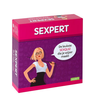 Tease & Please Sexpert (NL)