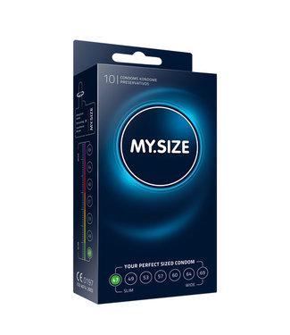 My.Size MY.SIZE 47 mm Condooms 10 stuks