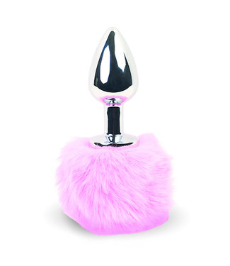 FeelzToys FeelzToys - Bunny Tails Butt Plug Roze