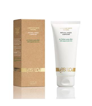 YESforLOV YESforLOV - Natural Unisex Glijmiddel met Organische Aloe Vera Tube 100 ml