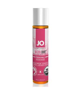 System JO System JO - Organic NaturaLove Glijmiddel Aardbei 30 ml