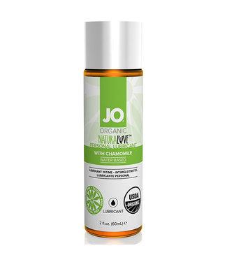 System JO System JO - Organic NaturaLove Glijmiddel 60 ml
