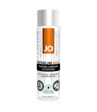 System JO System JO - Premium Anaal Siliconen Glijmiddel Koel 120 ml