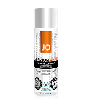 System JO System JO - Premium Anaal Siliconen Glijmiddel Koel 60 ml