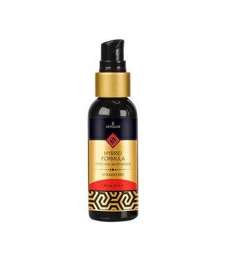 Sensuva Sensuva - Hybride Glijmiddel Aardbei 57 ml