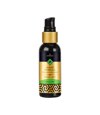 Sensuva Sensuva - Hybride Glijmiddel Caramel Appel 57 ml