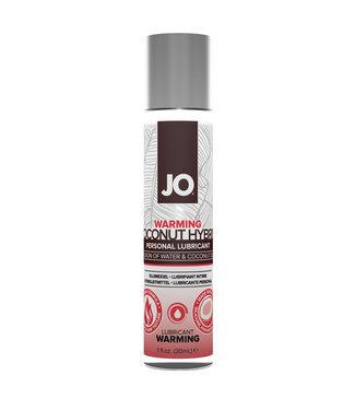 System JO System JO - Silicone Free Hybride Glijmiddel Coconut Warming 30 ml