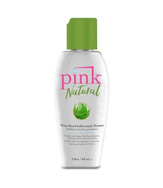 Pink Pink - Natural Waterbasis Glijmiddel 80 ml