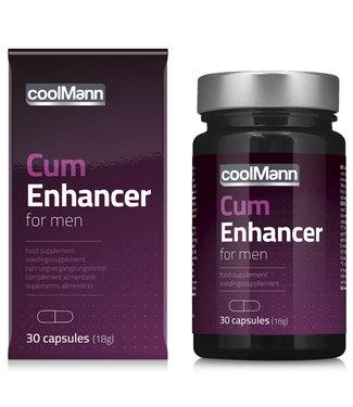 Coolmann CoolMann - Sperma Verbeteraar 30 Tabletten