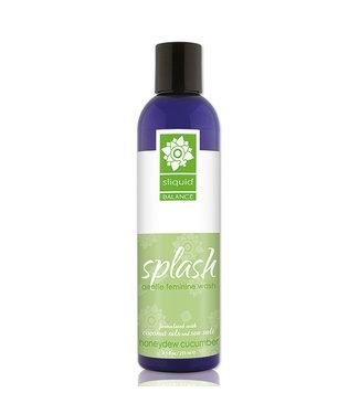 Sliquid Sliquid - Balance Splash Nectar Komkommer 255 ml