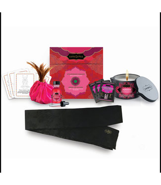 Kama Sutra Kama Sutra - Treasure Trove Gift Set Aardbei