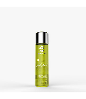 Swede Swede - Fruity Love Massage Vanille Gouden Peer 60 ml