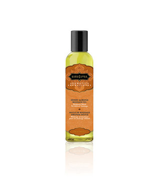 Kama Sutra Kama Sutra - Aromatic Massage Olie Zoete Amandel 59 ml