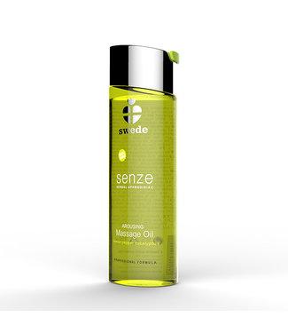 Swede Swede - Senze Massage Olie Lemon Pepper Eucalyptus 150 ml