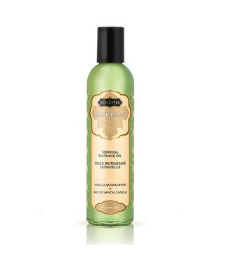 Kama Sutra Kama Sutra - Naturals Massage Olie Vanille Sandelhout 236 ml
