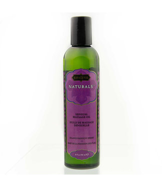 Kama Sutra Kama Sutra - Naturals Massage Olie Passiebes 236 ml