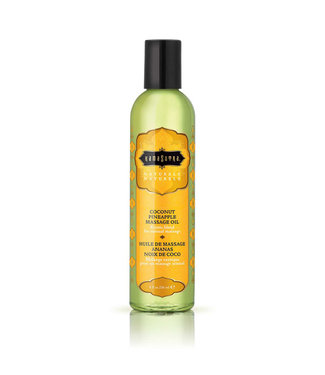 Kama Sutra Kama Sutra - Naturals Massage Olie Kokosnoot Ananas 236 ml