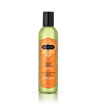Kama Sutra Kama Sutra - Naturals Massage Olie Tropische Vruchten 236 ml