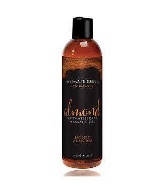 Intimate Earth Intimate Earth - Massage Olie Amandel 240 ml