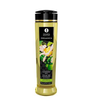 Shunga Shunga - Massage Olie Organica Exotische Groene Thee