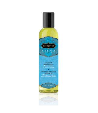 Kama Sutra Kama Sutra - Aromatic Massage Olie Serenity 236 ml