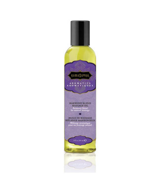 Kama Sutra Kama Sutra - Aromatic Massage Olie Harmony Blend 236 ml