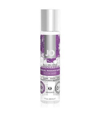 System JO System JO - All-in-One Sensual Massage Glide Lavendel 30 ml